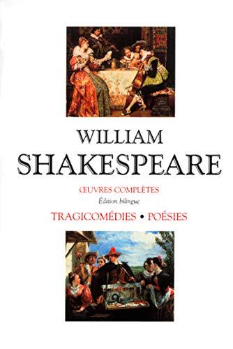 Tragicomédies et poésies, 2 tomes