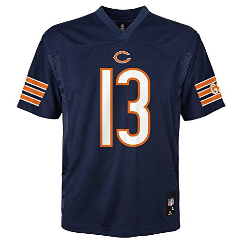 Outerstuff NFL Youth Boys 8-20 Kevin White Chicago Bears Boys - Spielername Jersey, Deep Obsidian, XL (18)