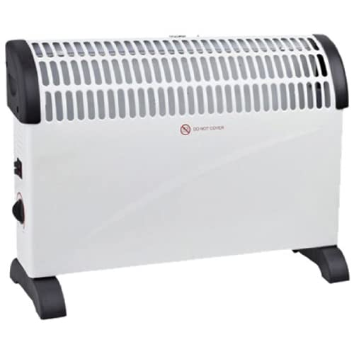 Benross 40770 2-Kilowatt Convector Heater / 3 Heat Settings / Portable / Overheating Protection