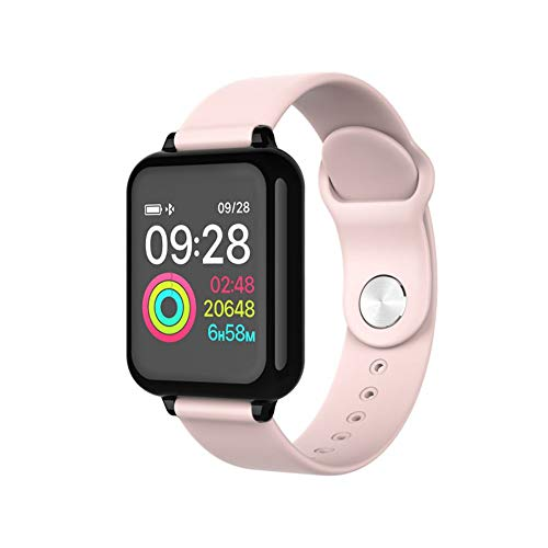 UTHDELD Smartwatch AW4 Smart Watch Fitness Pulsera Reloj...
