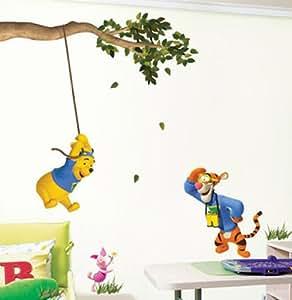 winnie the pooh mit tigger piglet xxl. Black Bedroom Furniture Sets. Home Design Ideas