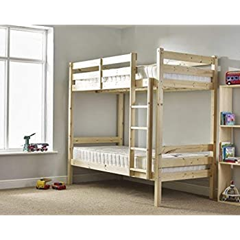 8313021922e6 Adult Bunkbed - 3ft Single Bunk Bed - VERY STRONG BUNK! - Contract Use -