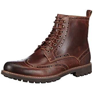 Clarks Men's Montacute Lord Boots