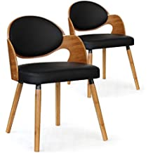 Amazon Fr Table Et Chaise Salle A Manger Menzzo