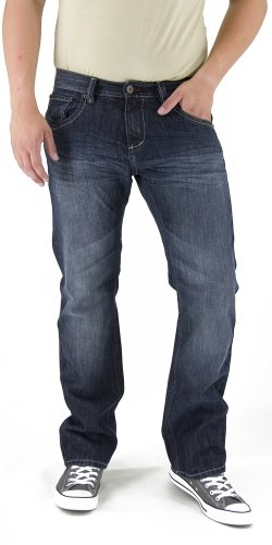 Colorado Jeans Tom 307-204, Dark Stone Used