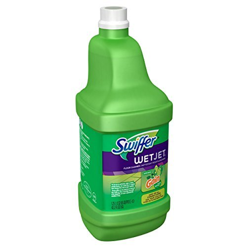 swiffer-wet-jet-solution-with-gain-scent-refill-gain-original-422-fluid-ounce-pack-of-6-by-swiffer
