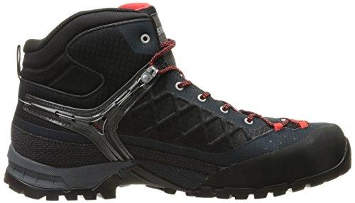 Salewa MS Firetail EVO MID GTX 00-0000063401 Herren Trekking- & Wanderstiefel Schwarz (Black 0900)