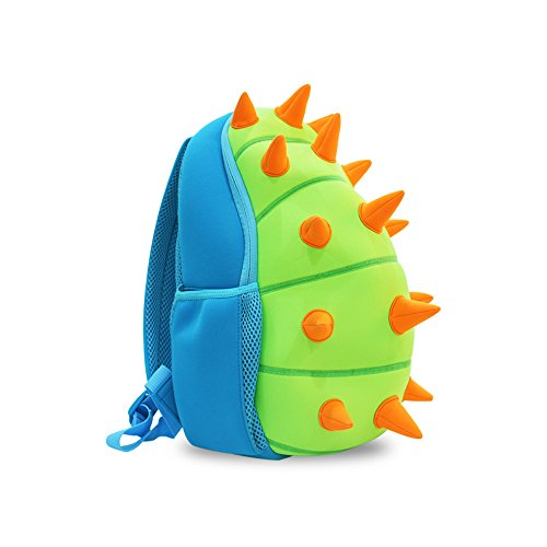greenforest-nursery-kids-backpacks-for-boys-girls-cute-funny-dinosaur-placochelys-dragon-children-ba