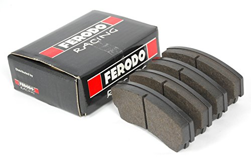 Ferodo FDS1348 Kit Pastiglie Freno, Freno A Disco