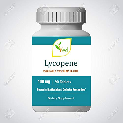 Lycopene 100mg x 90 tablets (3 months supply). Highest Strength