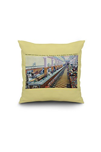 los-angeles-california-longest-lunch-counter-in-woolworth-on-broadway-16x16-spun-polyester-pillow-ca