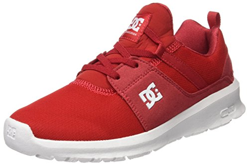 DC Heathrow, Sneakers Basses Garçon Rouge (Red)