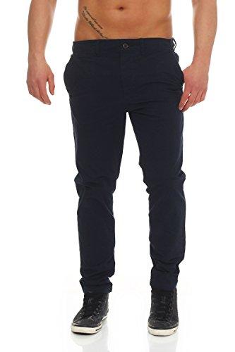 Jack & Jones Jeanshose JJMARCO JJENZO NOOS; Farbe: Navy/Blau; Größe: W27/L32 (Schön Das Ist China)