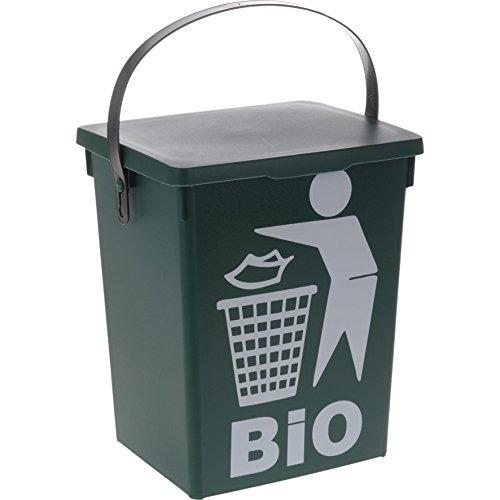 *Biomüll Mülleimer Biomülleimer Müll Eimer Komposteimer 5 Liter*