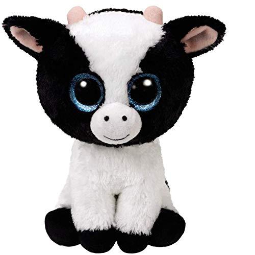 """Beanie Boo Cow - Butter Dish - 15cm 6"""""""