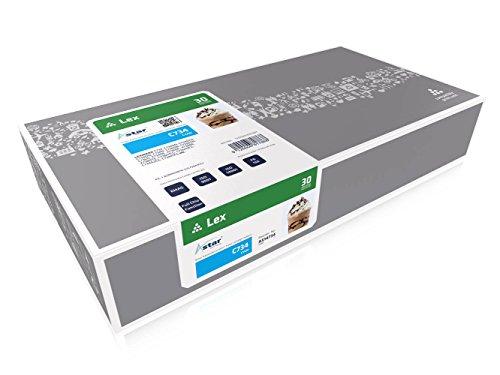 Preisvergleich Produktbild Astar AS14734 Toner kompatibel zu LEXMARK C734 C734A1CG, 6000 Seiten, cyan