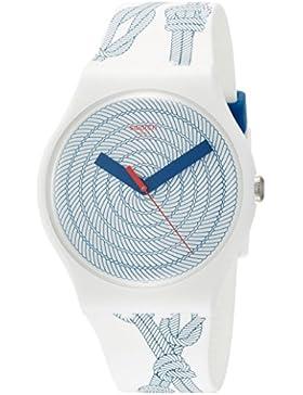 Swatch Damen-Armbanduhr SUOW139