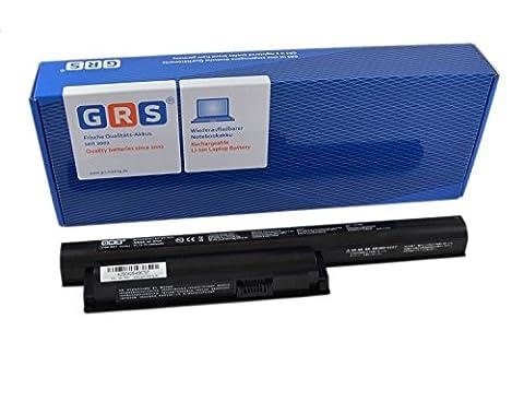 GRS Notebook Akku für SONY VAIO CA, VAIO CB, VAIO EL, VAIO EG, VAIO EJ Serie, ersetzt: VGP-BPS26, VGP-BPL26, Laptop Batterie 4400mAh,11,1V