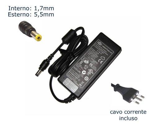 Caricatore per laptop per Ac Adapter for Acer Liteon 19v 3.42a 65w Part Number Pa-1650-22 Pa-1650-02 Ap.06501.009 Sadp-65kb D Ap.06501.009 Ap.0650a.007 Power Supply Cord Battery Charger Netbook Notebook Plug adattatore, caricabatterie, alimentatore, alimentazione elettrica, notebook, PC Portatile adattatore CA - Marca