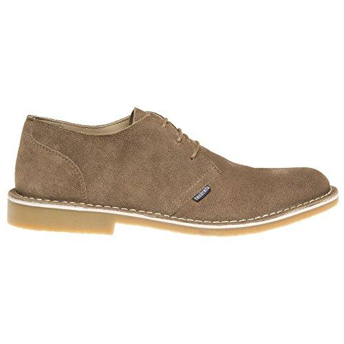 Lambretta Soho Homme Chaussures Fauve Fauve