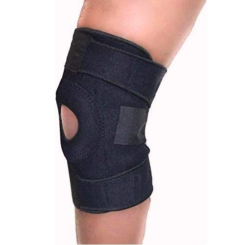 FEGSY Knee Belt for Joint Pain Relief Women and Men for Ligament injuries, Knee Pain, and Support. (1)