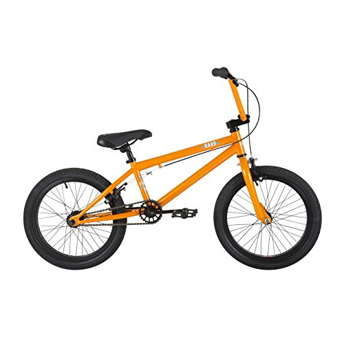 2017 Haro Vorderseite 45,7 cm Rad BMX 18TT orange