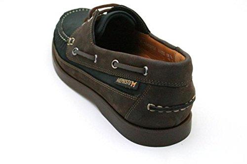 MEPHISTO Boating - Chaussures bateau - Homme Noir - Noir
