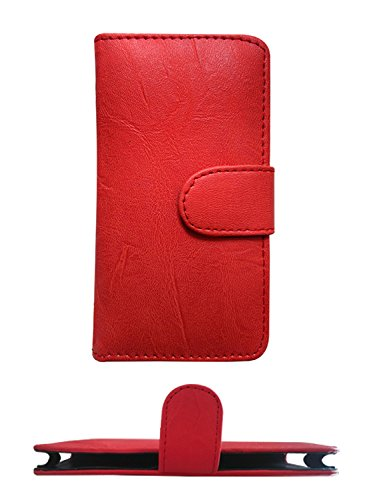 Fastway Rich Leather Pouch Case Cover For Panasonic P81