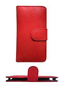 Fastway Rich Leather Carry Case Cover Pouch For Lenovo A7010