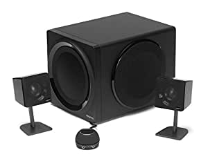 Creative GigaWorks T3 (2.1) Speaker System with Powerful Subwoofer
