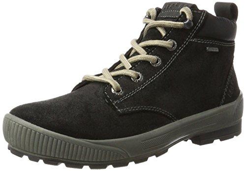 Legero Damen Taro Hohe Sneaker,  Schwarz (Schwarz Multi), 38 EU (5 UK)