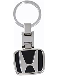 GCT Honda Double Sided Logo Metal Keychain | Keyring | Key Ring | Key Chain For Your Car Bike Keys | Men Women...