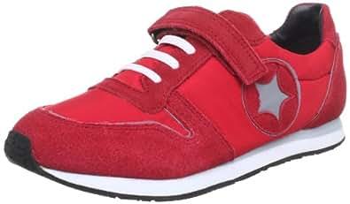 Indigo 442 166 Unisex-Kinder Hallenschuhe, Rot (rot 503), EU 31