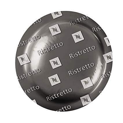 Nespresso ristretto 50 capsule professional