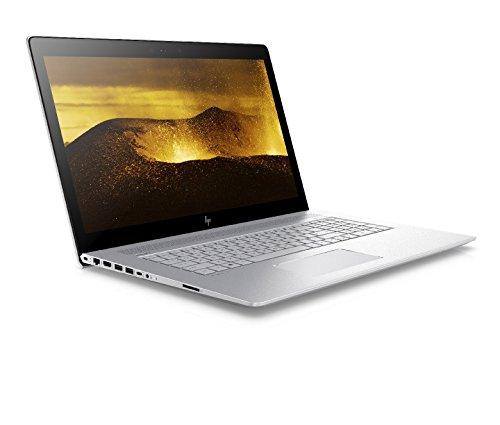 HP Envy 17-ae103na 17.3-Inch 4K Laptop - (Natural Silver) (Intel Core i7-8550U, 8 GB RAM, 1 TB HDD Plus 256 GB SSD, NVIDIA GeForce MX150 4 GB Graphics Card, Windows 10 Home)