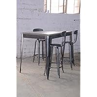 Amazon.fr : Table snack bar - Bois / Meubles / Ameublement et ...