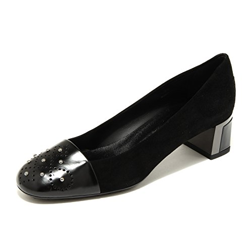 shoes decollete scarpe bucature t gomma 50 donna TODS 30690 women Nero adwq68a
