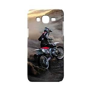 BLUEDIO Designer 3D Printed Back case cover for Samsung Galaxy A7 - G1978