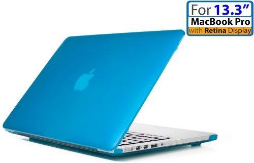 iPearl mCover Hartschalen-Schutzhülle für 33 cm (13 Zoll) MacBook Pro A1425 / A1502 (mit Retina-Display), Aquamarin (13 Ipearl Macbook Pro Mcover)