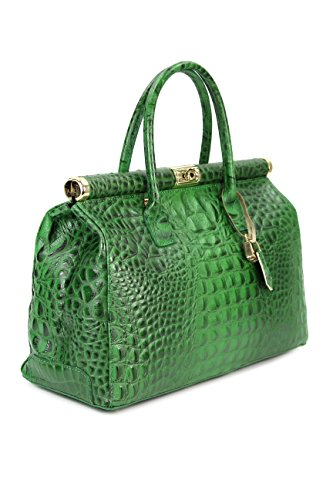bellir-the-bag-xl-womens-italian-genuine-leather-handbag-satchel-bag-croco-embossing-dark-green-34x2