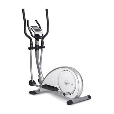 Horizon Fitness Crosstrainer Syros, weiß / silber, 100689