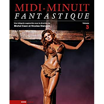 Midi-Minuit Fantastique : L'Intégrale, Volume 3 (+1DVD)