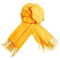 Chal Pashmina de cachemir de moda para la mujer de algodón multicolor con un tacto similar a la seda