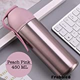 Frabble8 Vacuum Insulated Stainless Steel Innovative Cup Flask Water Bottle Hot and Cold