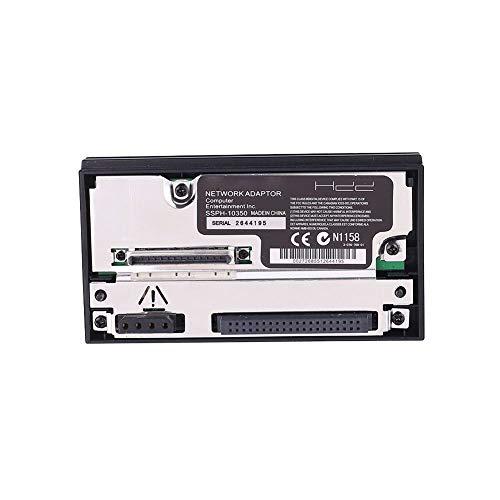 Net Netzwerk LAN Adapter Adapter IDE Port Buchse Für PlayStation 2 PS2 Spielkonsole (Color : -, Size : -) (Netzwerk Ps2)