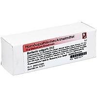 Berberis Vulgaris D 12 Globuli, 10 g preisvergleich bei billige-tabletten.eu