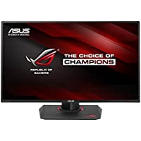Asus ROG PG279Q 68,6 cm (27 Zoll) Monitor (HDMI/MHL, 4ms Reaktionszeit, WQHD, DisplayPort, Mini-DP Nvidia G-Sync) schwarz