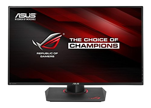 ASUS ROG Swift PG279Q 27 inch WQHD Gaming Monitor (2560 x 1440, IPS, up to 165 Hz, DP, HDMI, USB 3.0, G-Sync) - Black