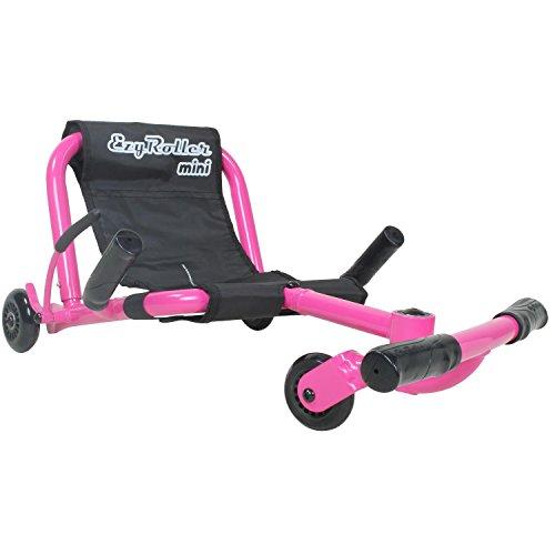 EzyRoller Mini Dreirad Bewegungsspielzeug Kleinkinder Kinderfahrzeug (pink)