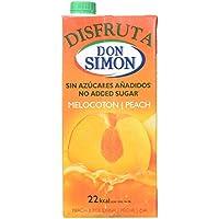 Don Simon Disfruta Melocotón - Pack de 12 x 1 l - Total: ...